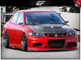 - Mitsubishi Lancer