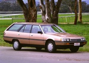 - Mitsubishi Magna Wagon