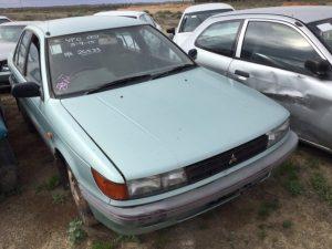 - Mitsubishi Mirage