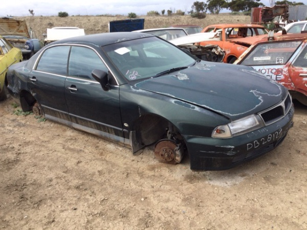 Wrecking Parts – Seacliff SA 5049, Australia