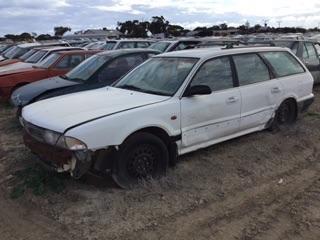 Wrecking Parts – Arthurton SA 5572, Australia