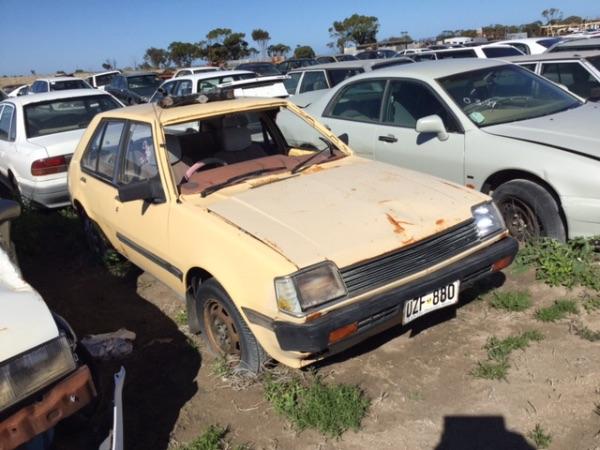 Wrecking Parts – Hampstead Gardens SA 5086, Australia