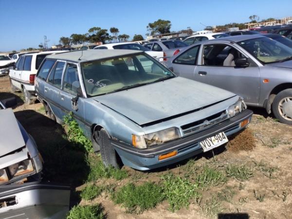 Wrecking Parts – Wudinna SA 5652, Australia