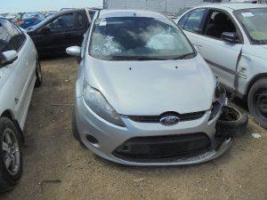 - Ford Fiesta 2010