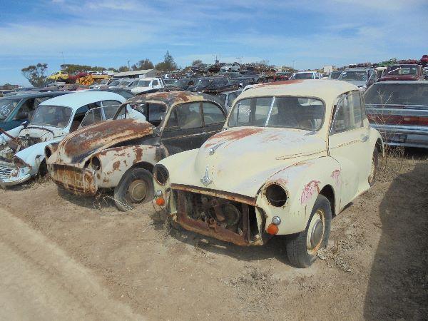 Wrecking Classic Cars – Greenacres SA 5086, Australia