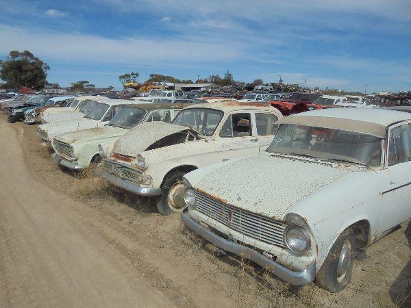 Wrecking Classic Cars – Plympton Park SA 5038, Australia