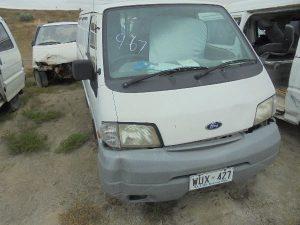 - Ford vans