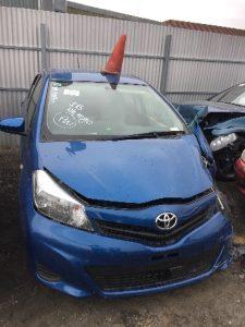 - Toyota Yaris