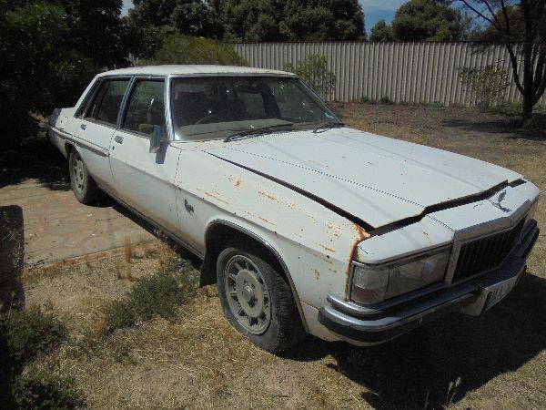 Wrecking Classic Cars – Gawler SA 5118, Australia