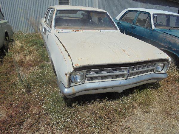 Wrecking Classic Cars – Green Fields SA 5107, Australia